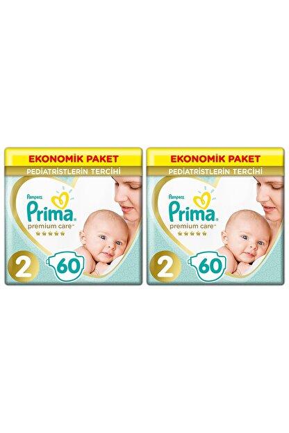 Prima Bebek Bezi Premium Care 2 Beden 120 Adet Mini Jumbo Paket