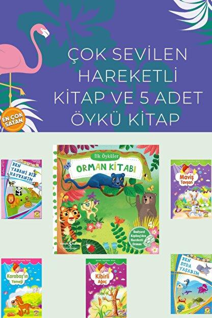 İş Bankası Kültür Yayınları En Çok Sevilen Hareketli Kitap Ve Öyküler Avantajlı Set