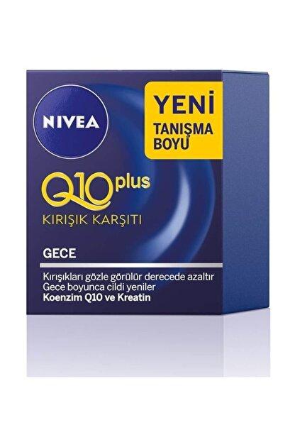 Nivea Q10 Power Kırışık Karşıtı Gece Kremi 20 Ml 4005900393104