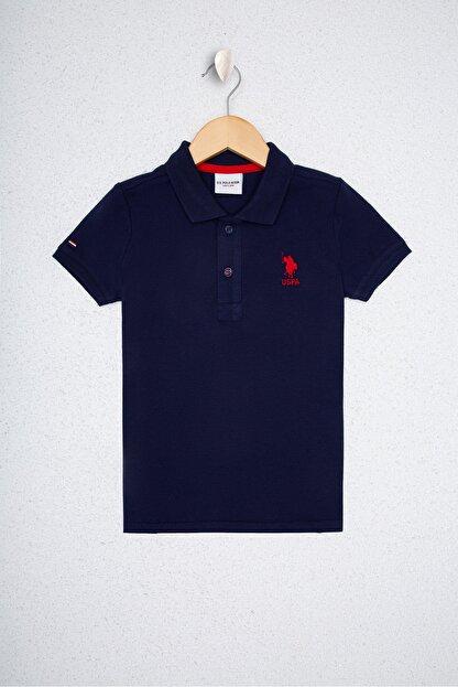 US Polo Assn Lacivert Erkek Çocuk T-Shirt