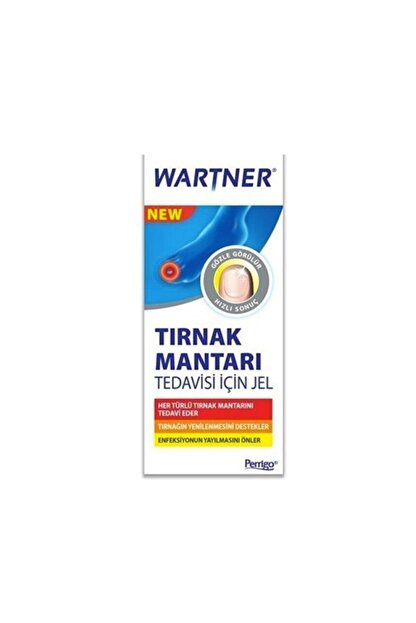 Wartner Tırnak Mantarı Tedavi Jeli (7 Ml)