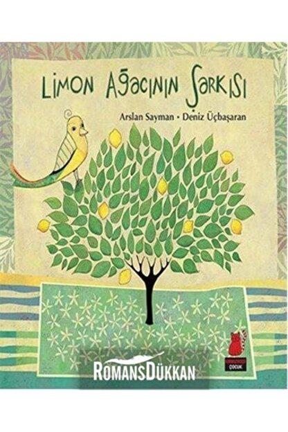 Kırmızı Kedi Yayınları Limon Ağacının Şarkısı