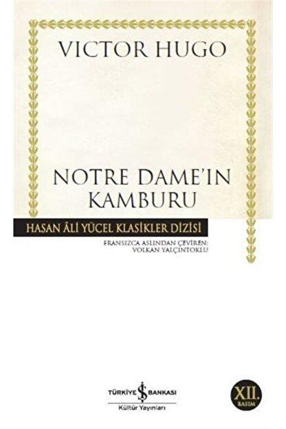 TÜRKİYE İŞ BANKASI KÜLTÜR YAYINLARI Notre Dame'ın Kamburu (karton Kapak)