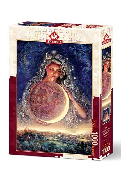 Art Puzzle Ay Tanrıçası Klasik 1000 Parça Puzzle5197