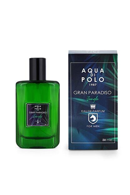 Aqua Di Polo Aynı Butikte 2. Ürün 1 TL Gran Paradiso Jungle Edp 50 ml Erkek Parfümü 8682367012784