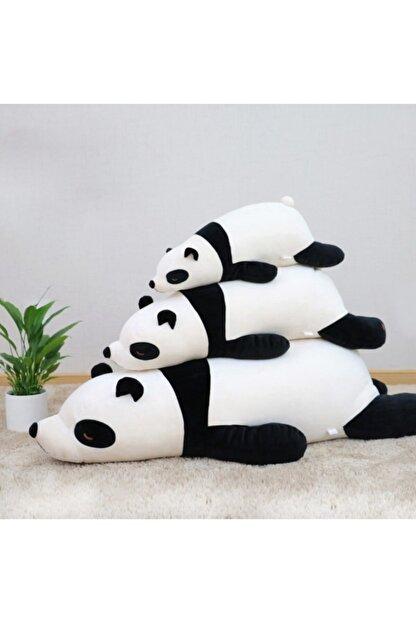 Halley Peluş Oyuncak Halley Pof 110 Cm Sevimli Panda Yastık