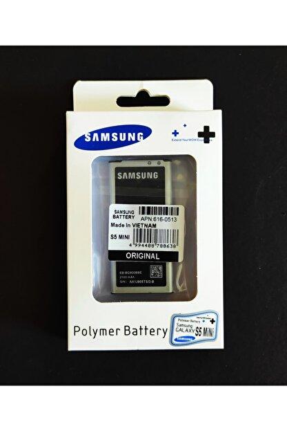 Samsung Galaxy G800 S5 Mini Pil 2100 mah  Orijinal Batarya