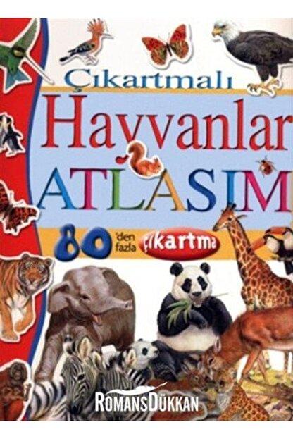 İş Bankası Kültür Yayınları Çıkartmalı Hayvanlar Atlası