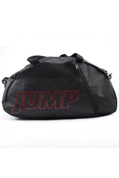 Jump Unisex Siyah Çanta J