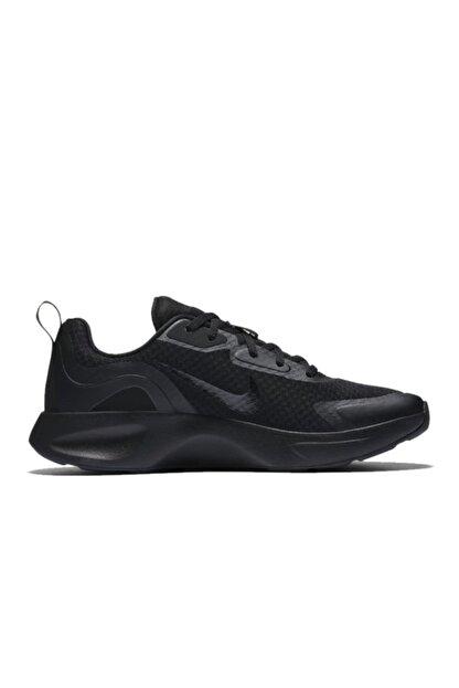 Nike Kadın Siyah Wearallday Spor Ayakkabı Cj1677-002