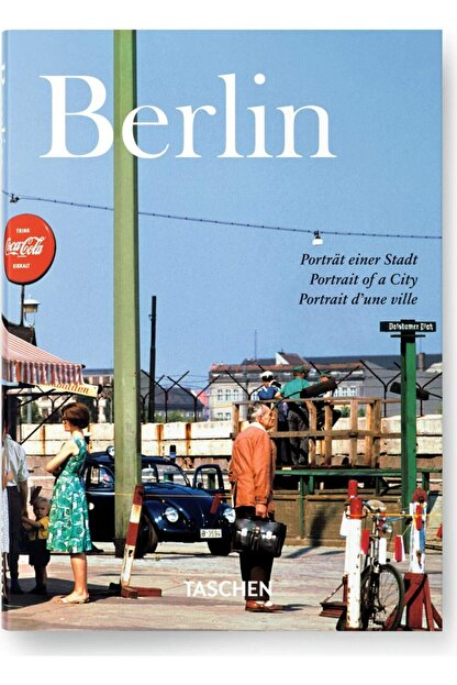 Taschen Berlin Portrait Of A City - Kitap