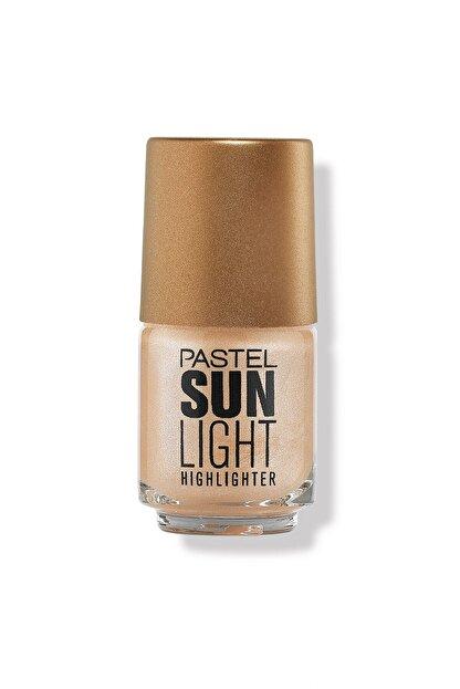 Pastel Likit Aydınlatıcı - Sun Light Highlighter 4.2 ml 8690644368011