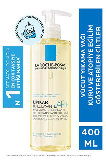 La Roche Posay Lipikar Cleansing Oil Ap+ 400 ml 3337875656764