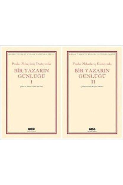 Yapı Kredi Yayınları Bir Yazarın Günlüğü (2 Cilt Takım)