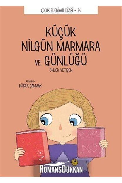 Tefrika Yayınları Küçük Nilgün Marmara Ve Günlüğü - Çocuk Edebiyatı Dizisi 24