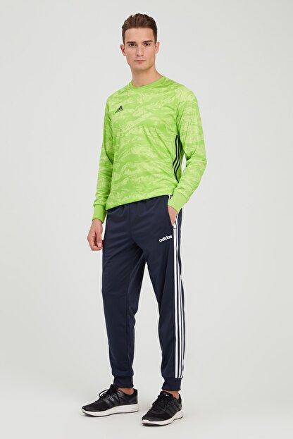 adidas Essenials 3 Stripes Tapered Tricot Pants Erkek Eşofman Altı