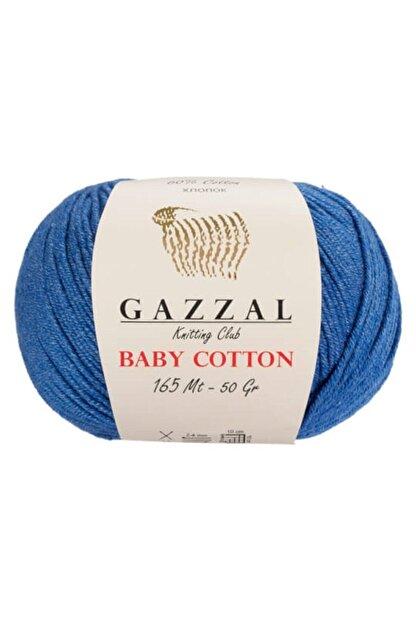 Gazzal Baby Cotton Pamuklu Amigurumi İpi