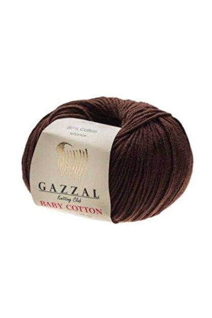 Gazzal Baby Cotton 3436 Pamuklu Amigurumi Ipi