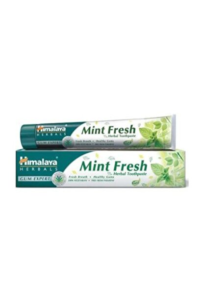 Himalaya Gum Expert Mint Fresh Herbal Diş Macunu 75 Ml