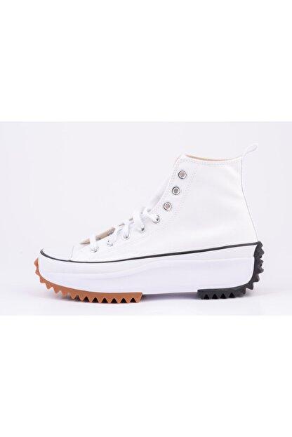 Converse Erkek Beyaz Kalın Tabanlı Sneakers
