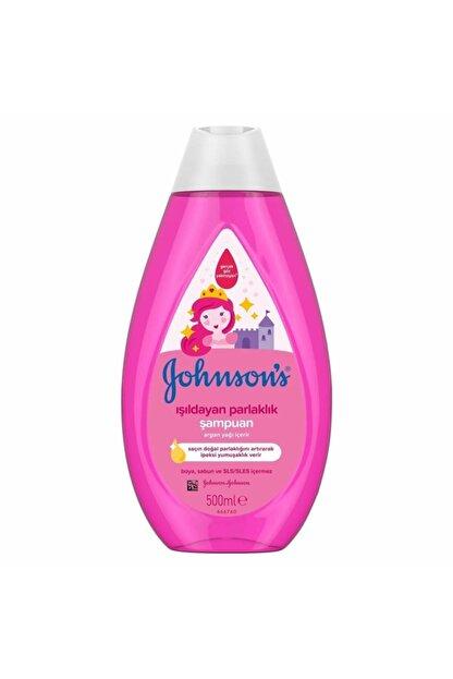 Johnson's Baby Işıldayan Parlaklık Bebek Şampuanı 500 ml