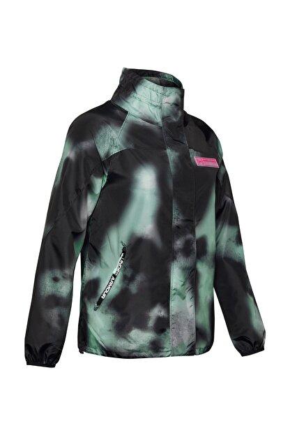 Under Armour Kadın Spor Sweatshirt - STM 2.1 Tie Dye FZ Jacket - 1359150-001