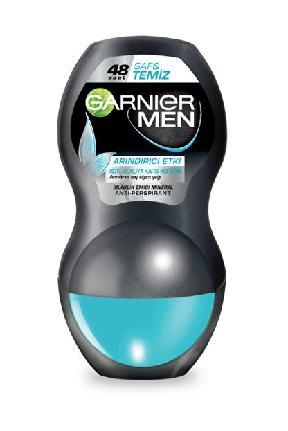 Garnier Garnıer Men Saf Ve Temiz Roll-on 50 Ml