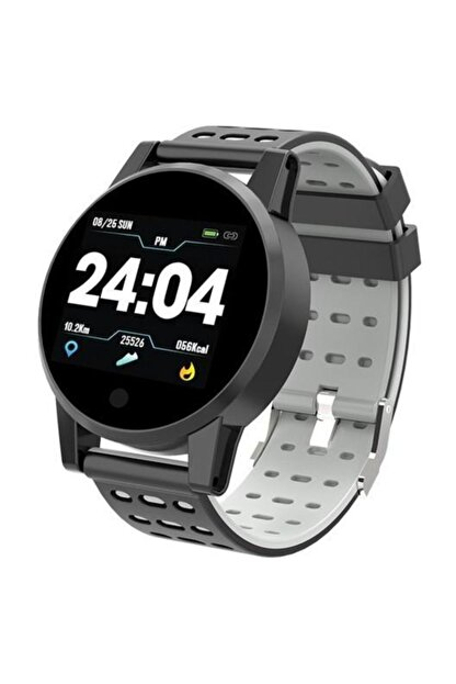 Polosmart Pssw06 Smart Round Akıllı Saat Siyah