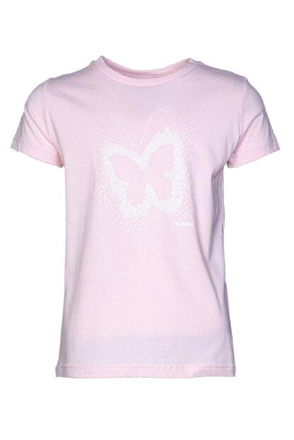 HUMMEL Renkli Kız Çocuk Gabby Kısa Kollu Tişört