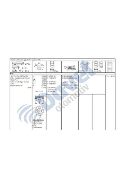 AGISS Motor Segmani Master-movano 2,5dci (g9u) (050)-701476895, 7701476895,