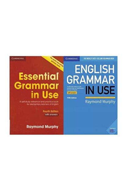 Cambridge University Press Grammar In Use 2'li Set (essential+english)