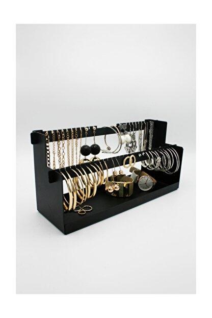 Fume Design Siyah Takı Standı