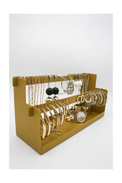 Fume Design Gold Takı Standı
