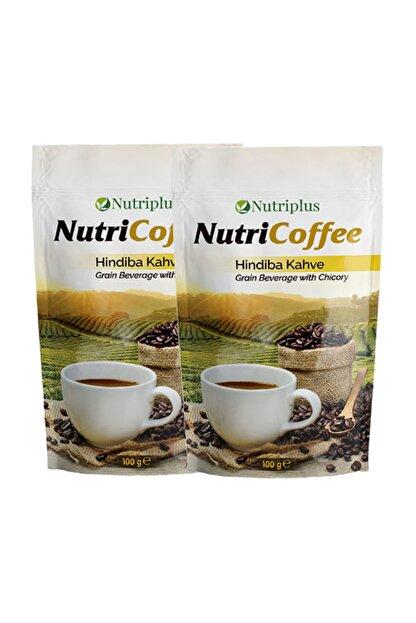 Farmasi Nutriplus Nutricoffee Hindiba Kahve - 100 gr.x2 Adet