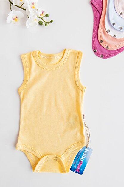 Babymod Bebek Çıt Çıtlı Body Zıbın