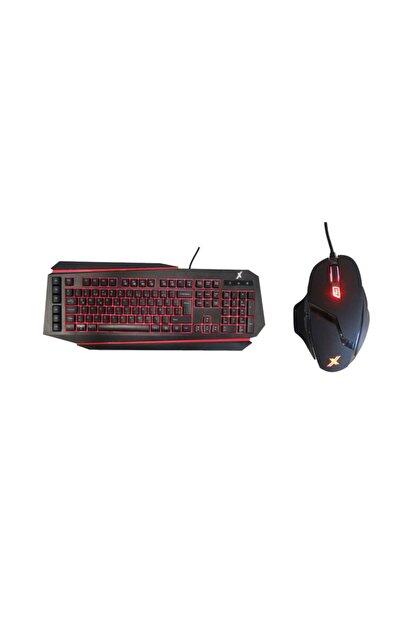 Exper X9500+m612 Oyuncu Klavye Mouse Set