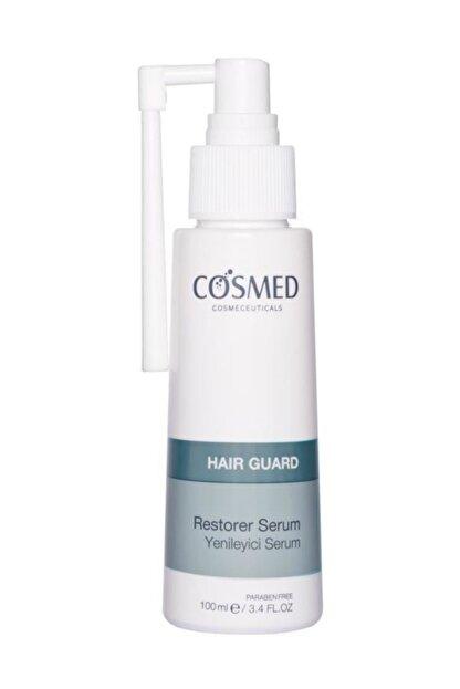 COSMED Saç Dökülmesinde Yardımcı Yenileyici Serum - Restorer Serum 10 x 10 ml 8699292991046