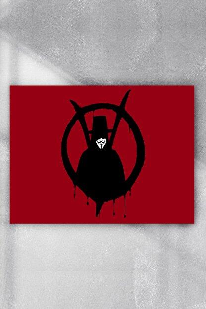 Postermanya V For Vendetta Film Afişi Poster 11