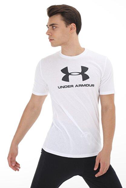 Under Armour Erkek T-Shirt - Sportstyle Logo Ss - 1329590-100