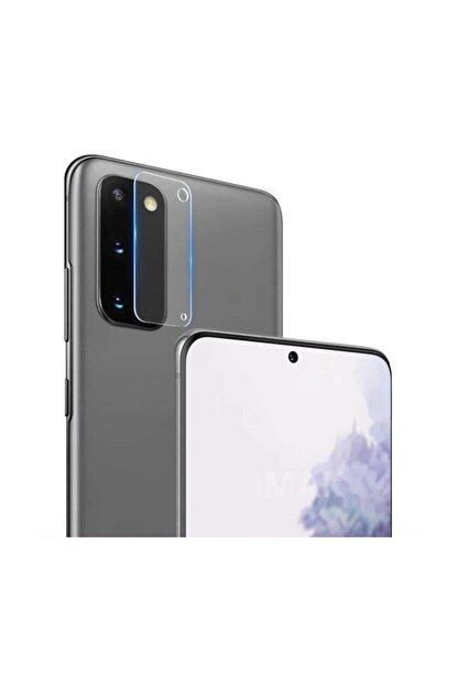 EVASTORE Galaxy S20 Zore Nano Kamera Camı