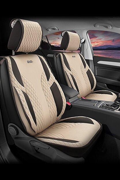 deluxe boss volkswagen tiguan uyumlu kadife deri oto koltuk kilifi luxury fit comfort cf11 fiyati yorumlari trendyol
