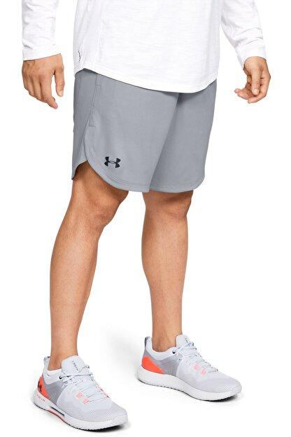 Under Armour Erkek Spor Şort - Ua Knit Training Shorts - 1351641-011