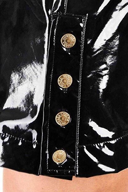 CHIARA FERRAGNI Kadın Siyah Elbise 3808431996980