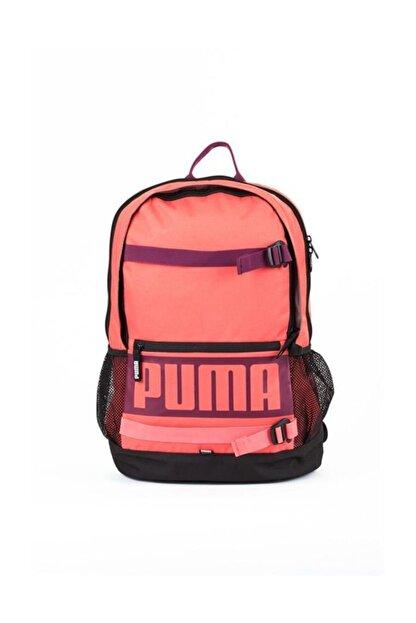 Puma Deck Backpack Paradise Pink P-07470607