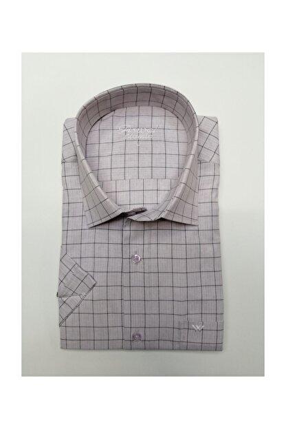 ASWEL Kısa Kollu Klasik Gömlek