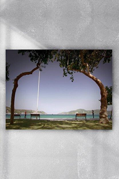 Postermanya Leyla Ile Mecnun Sahil Dizi Afişi (90x130cm)