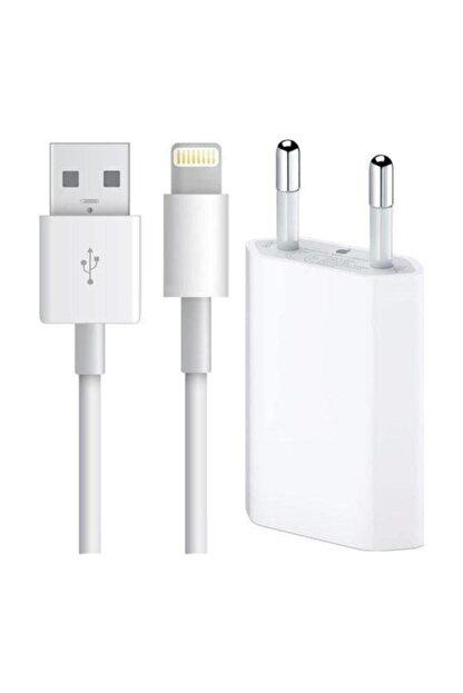 Gate Apple Iphone Uyumlu Orjinal Kutulu Şarj Aleti Usb Lightning Data Kablosu 5 6 7 S Plus Uyumlu