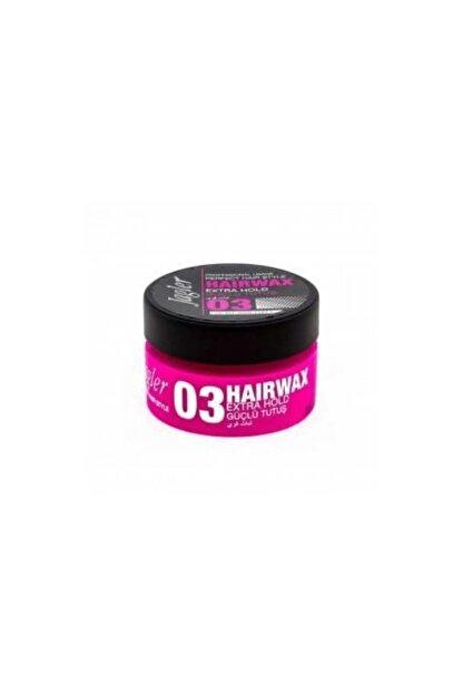 Jagler Hair Wax (no 3) Ekstra Sert Saç Şekillendirici 150m