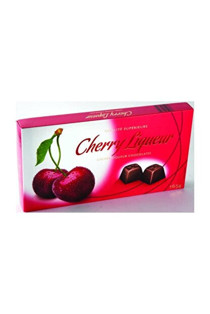 Alemona Cherry Lioueur Chocolates 165 gr