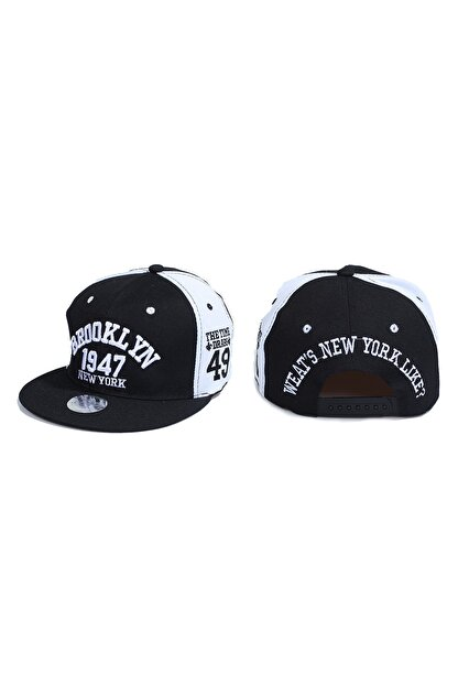 Trucker Brooklyn Snapback Şapka